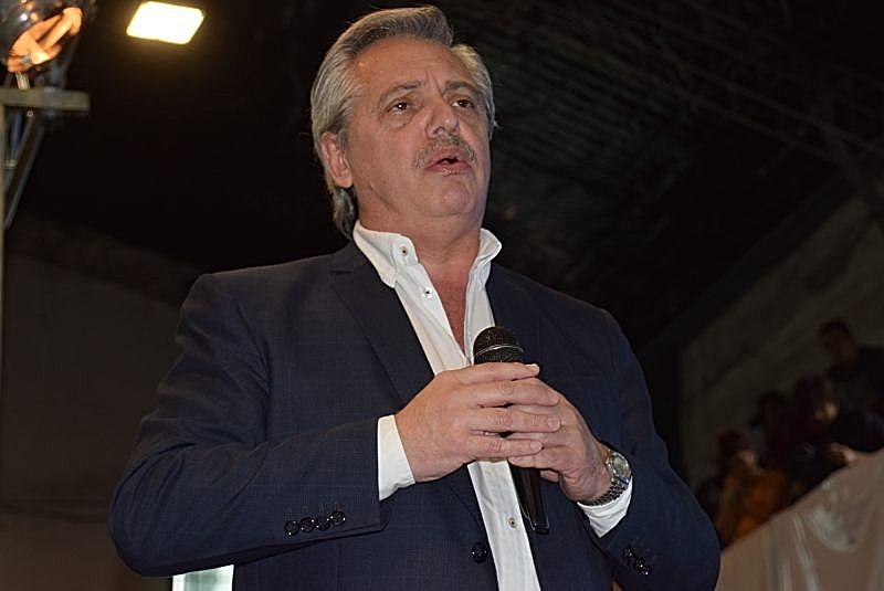 """Las condiciones climáticas ponen en """"duda"""" la llegada del Presidente a Olavarría"""