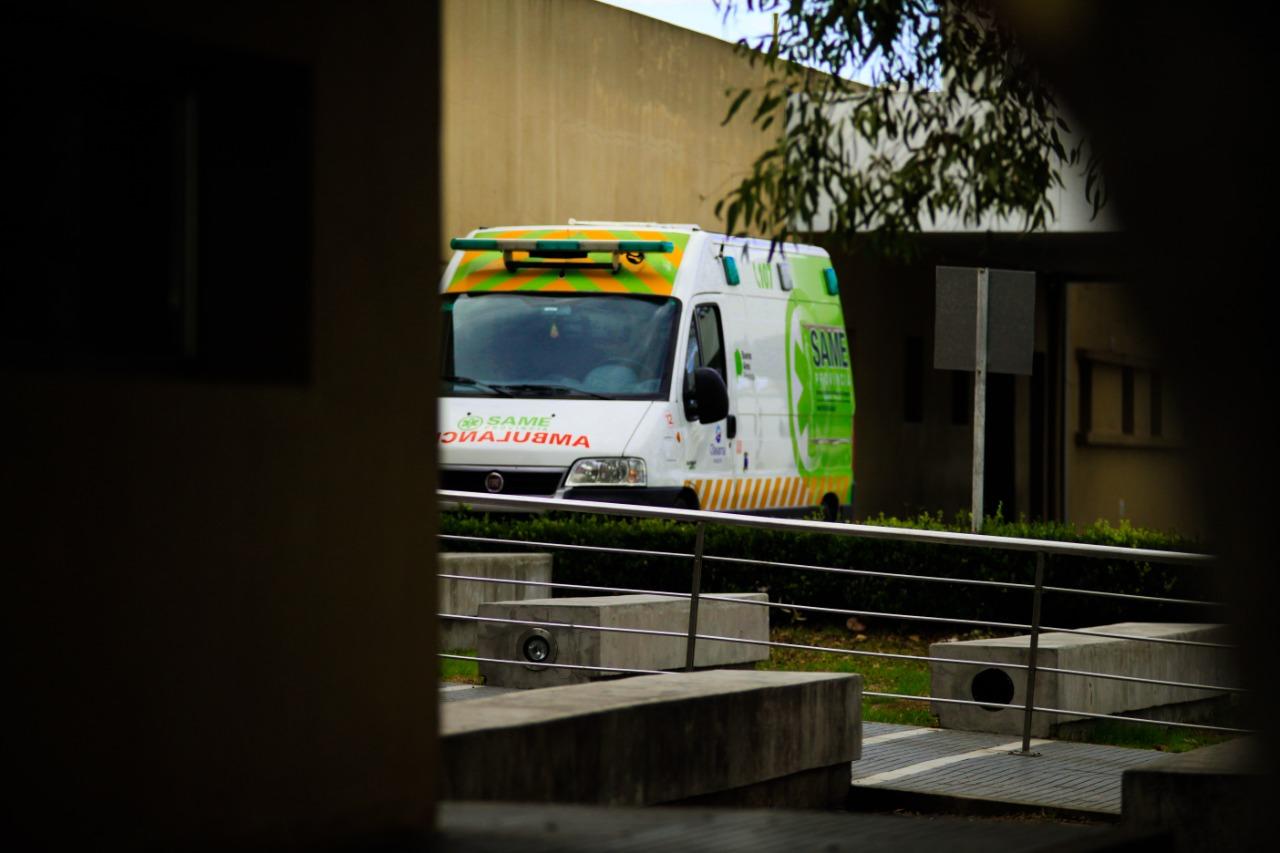 Falleció una paciente con Covid-19 que estaba internada en Terapia Intensiva del Hospital
