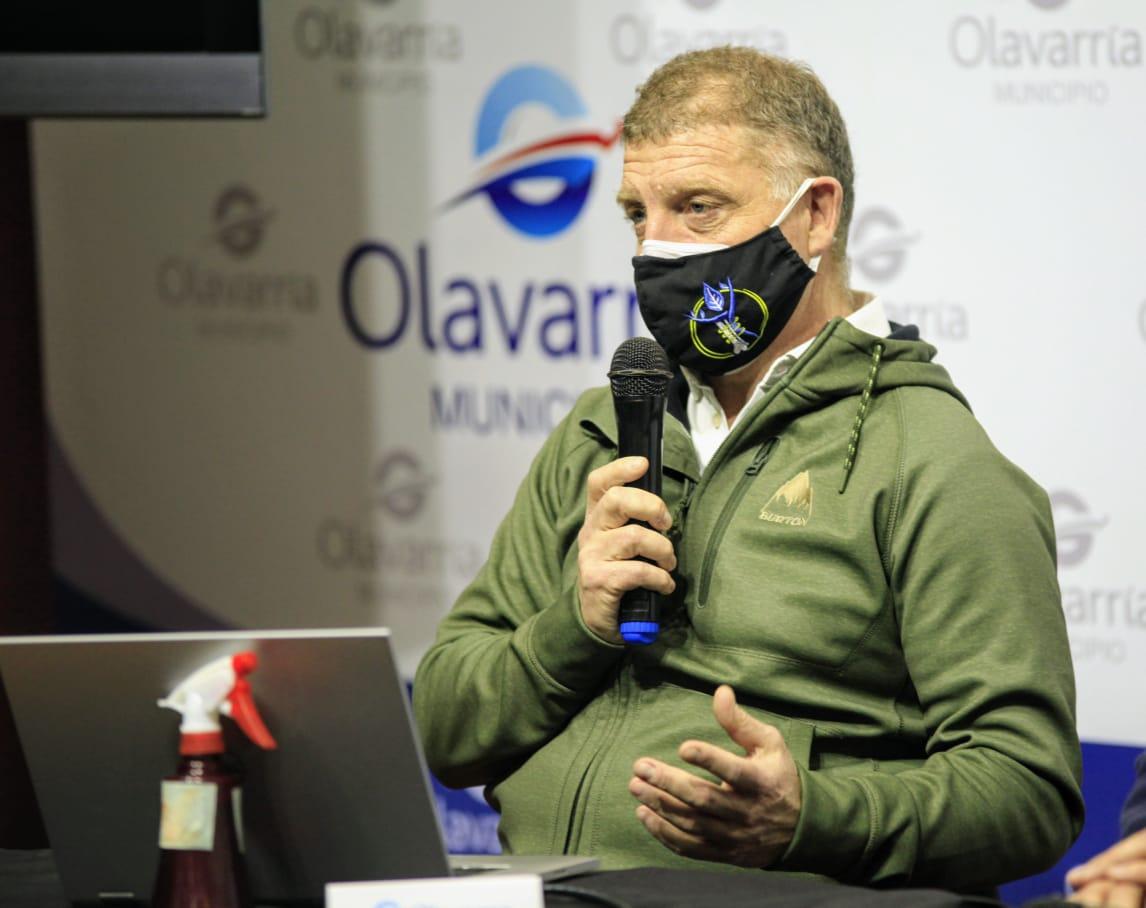 Olavarría reportaron 24 positivos de COVID y 79 casos sospechosos