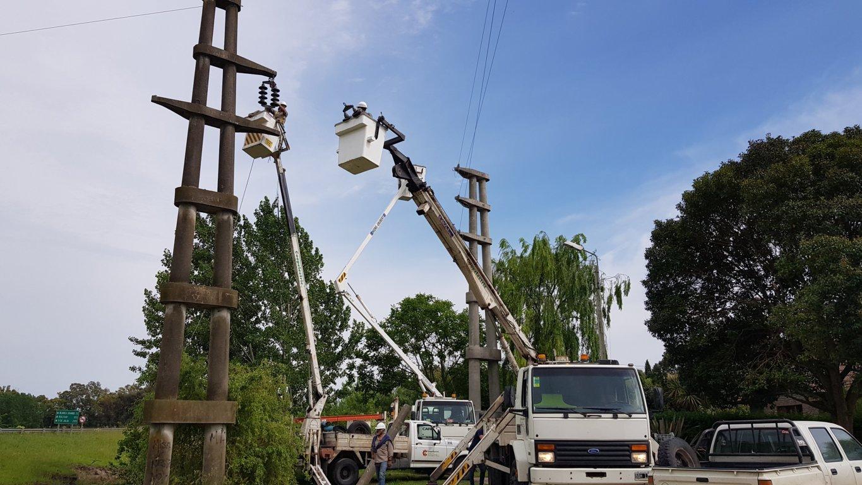 Tareas de mantenimiento dejará sin luz a tres sectores de la ciudad