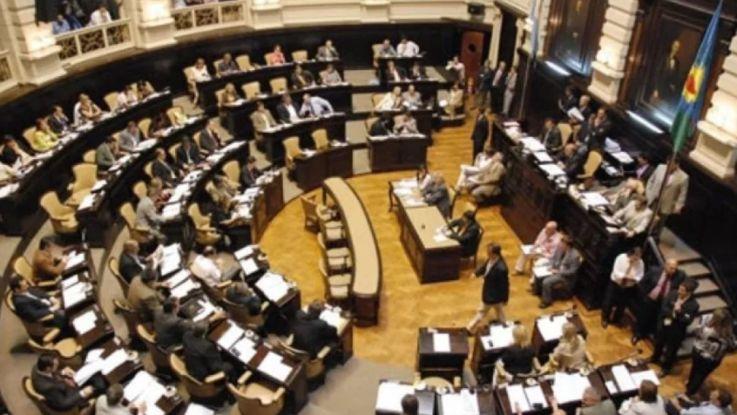 Por la muerte de Maradona,  Diputados bonaerenses suspendieron la sesión