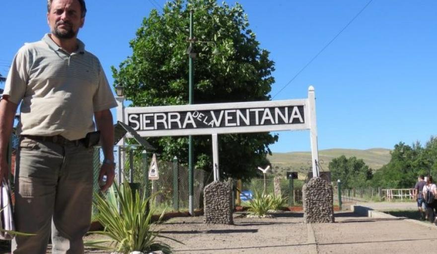 El tren a Sierra de la Ventana volverá a funcionar con paradas en Laprida y Coronel Pringles