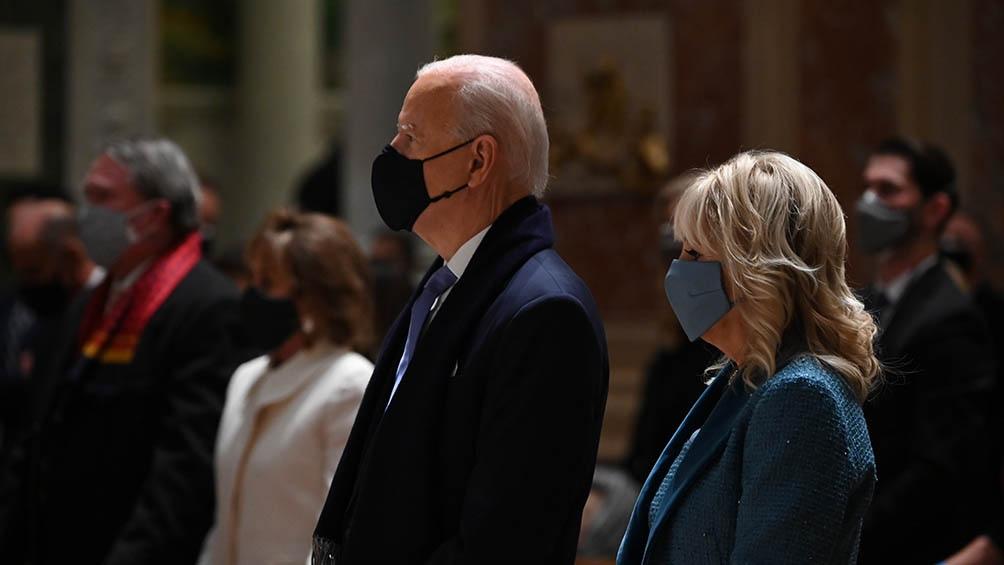 EE.UU: Joe Biden es el flamante presidente y Kamala Harris su vicepresidenta