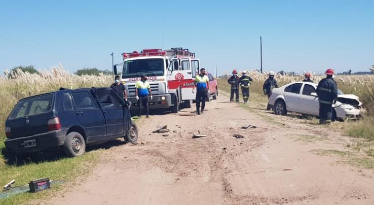 Una mujer oriunda de Espigas murió tras un violentísimo accidente