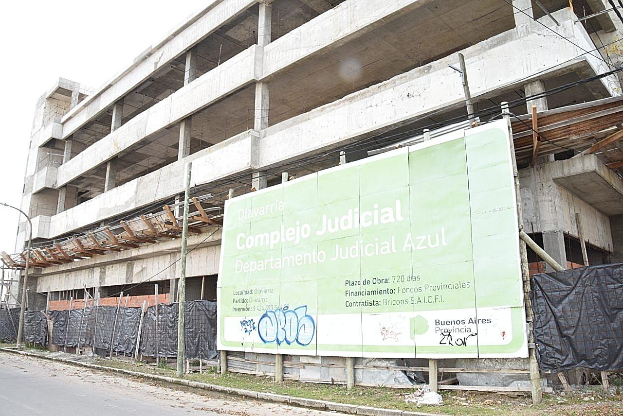Polo Judicial: Ingenieros mostraron una profunda preocupación tras inspeccionar la obra abandonada