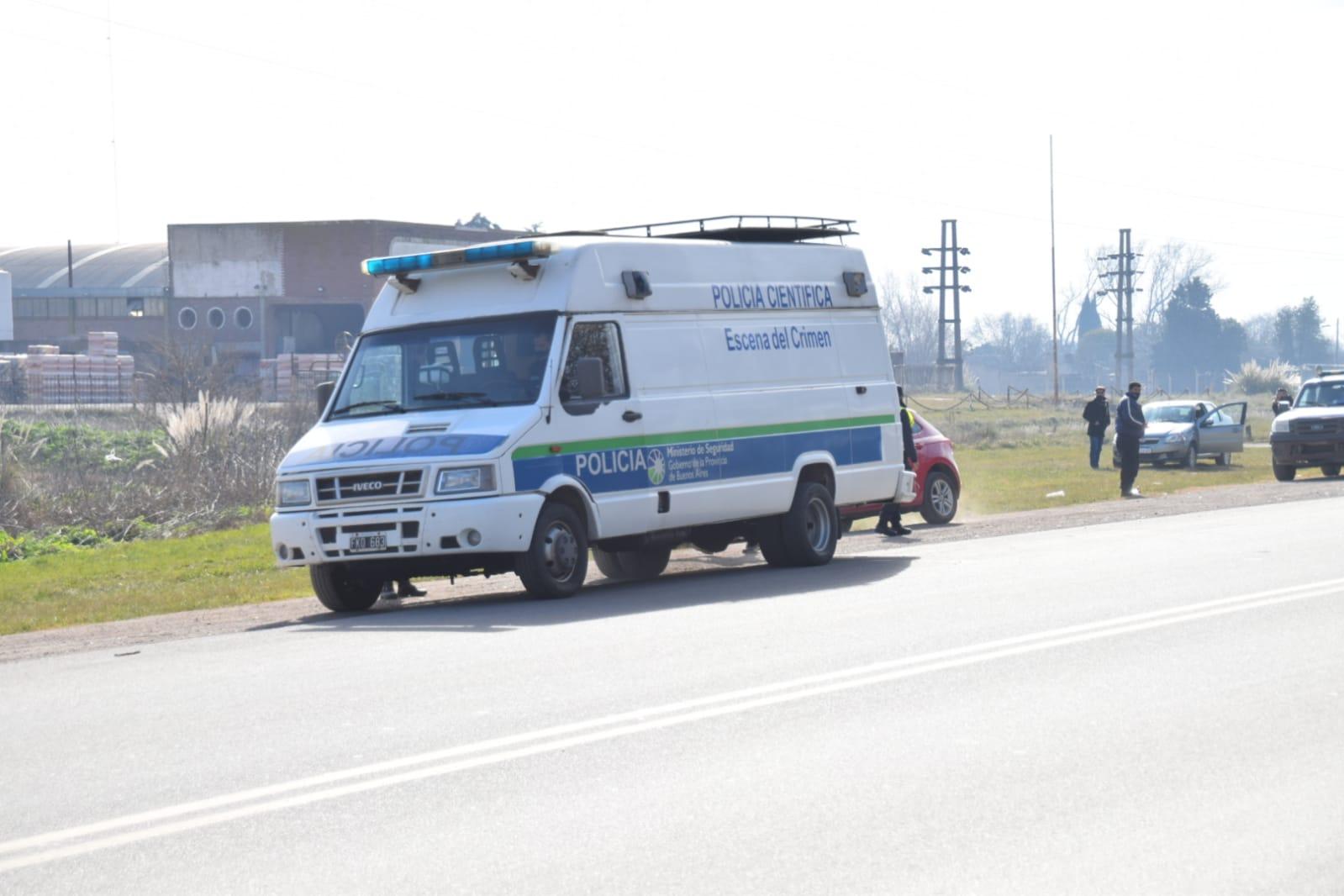 AHORA | Hallaron un hombre fallecido en Fortabat y Ruta N° 51